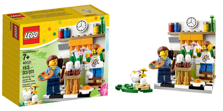 Point Brick Blog Lego Seasonal Set Pasqua 2015