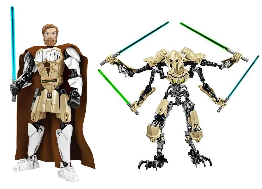Point brick blog svelati 2 nuovi battle figures lego star - Grande figurine star wars ...