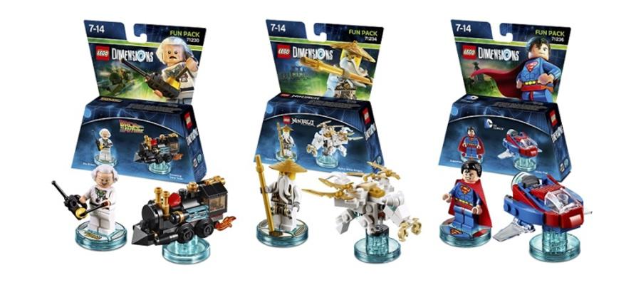 Point Brick Blog: LEGO Dimensions: lista completa dei set!