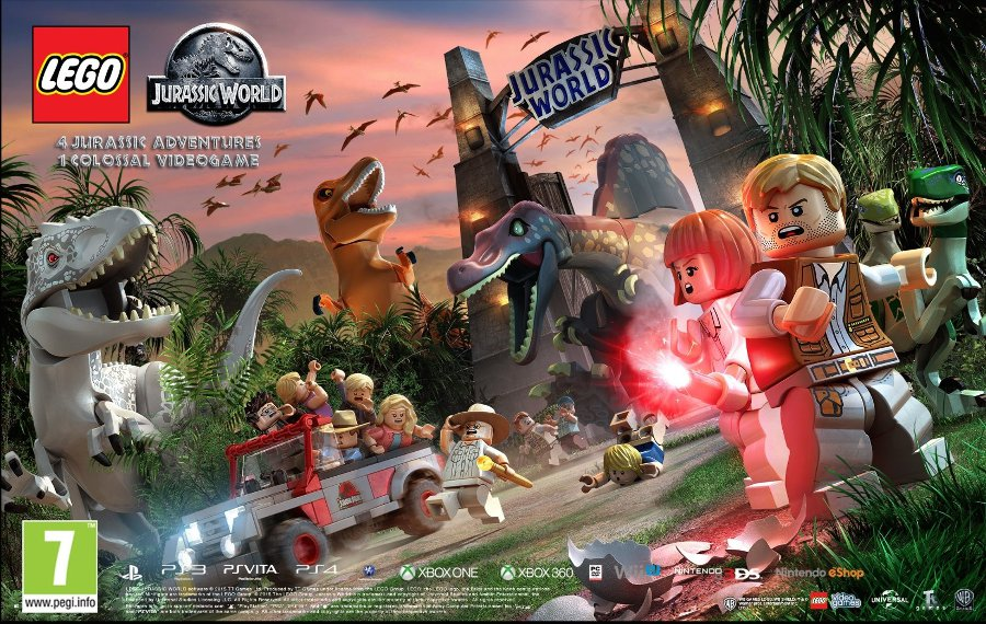 Point Brick Blog Lego Jurassic World Guida Ai Livelli 1 5