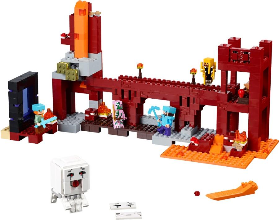 Point brick blog lego minecraft immagini ufficiali dei for Minecraft da colorare