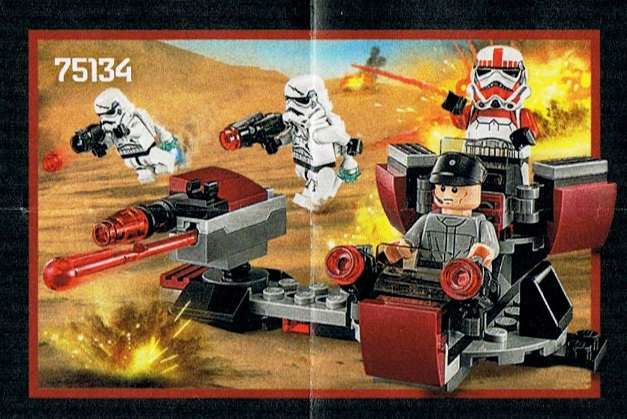 LEGO Star Wars - 75134 Imperial Battle Pack