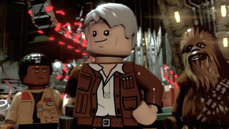 LEGO Star Wars The Force Awakens The Videogame - Guida ai livelli ITA - Eravana