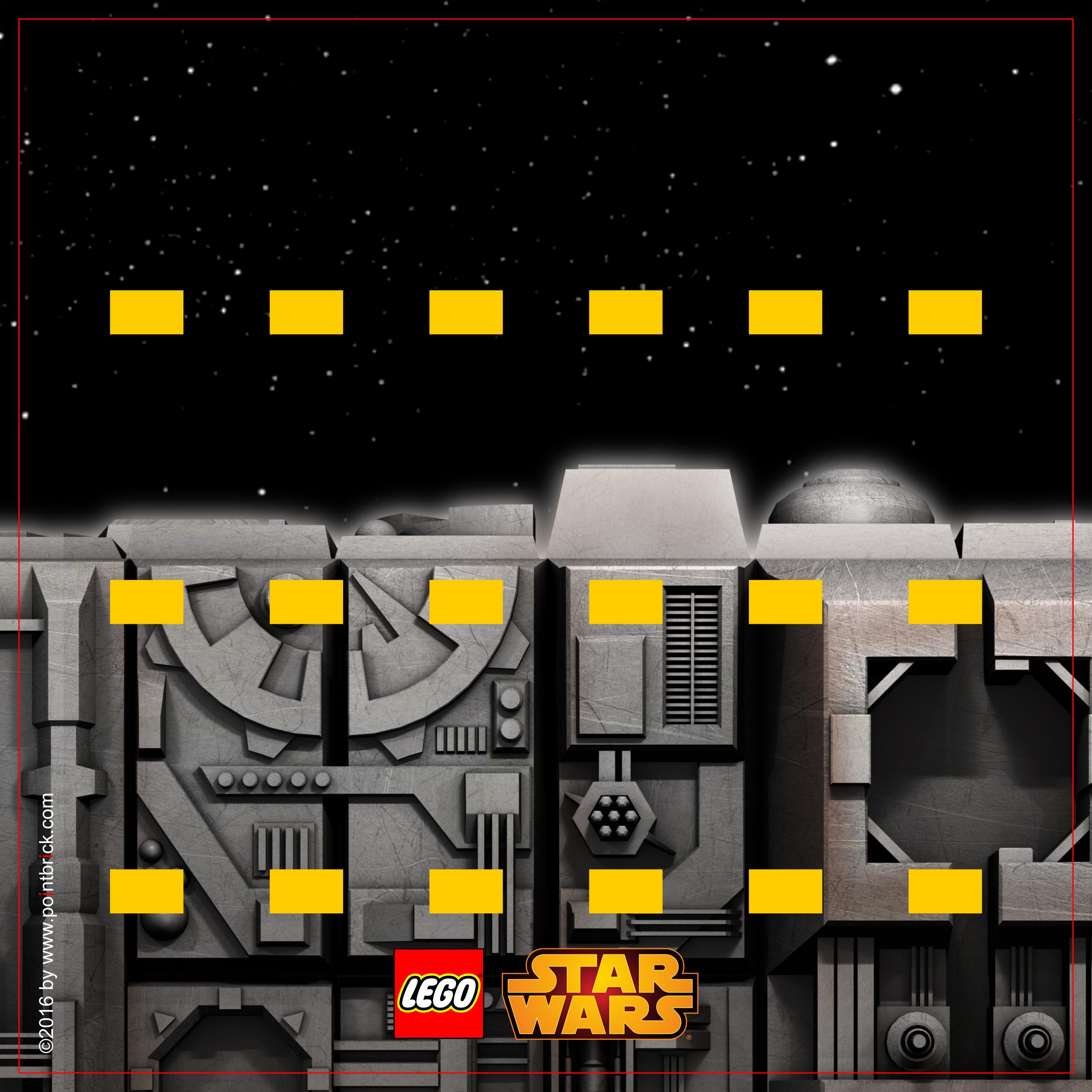 Point Brick Blog Lego Minifigure Display Frame Sfondi