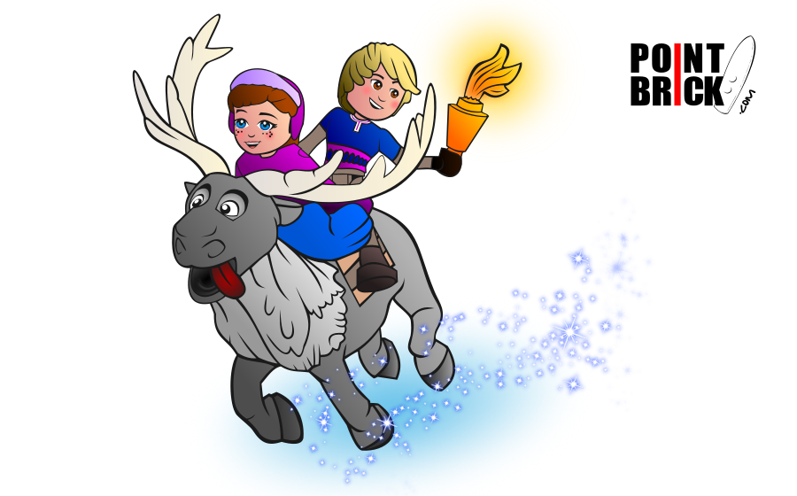 Point Brick Blog Disegni Da Colorare Lego Disney Oceania E Frozen