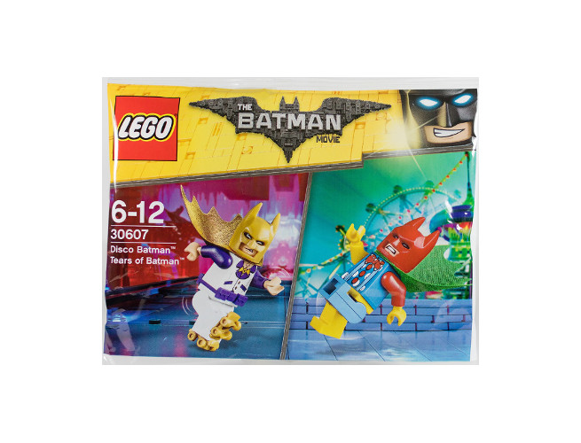 LEGO Minifigures - 30607 Disco Batman - Tears of Batman - polybag
