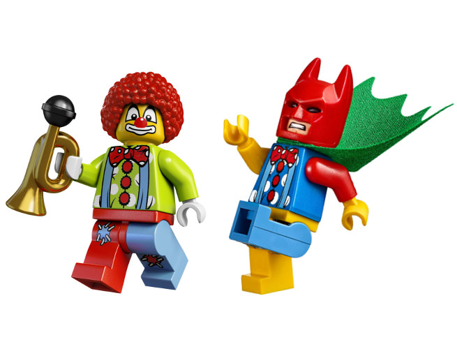 LEGO Minifigures - 30607 Tears of Batman - Series 1 Clown