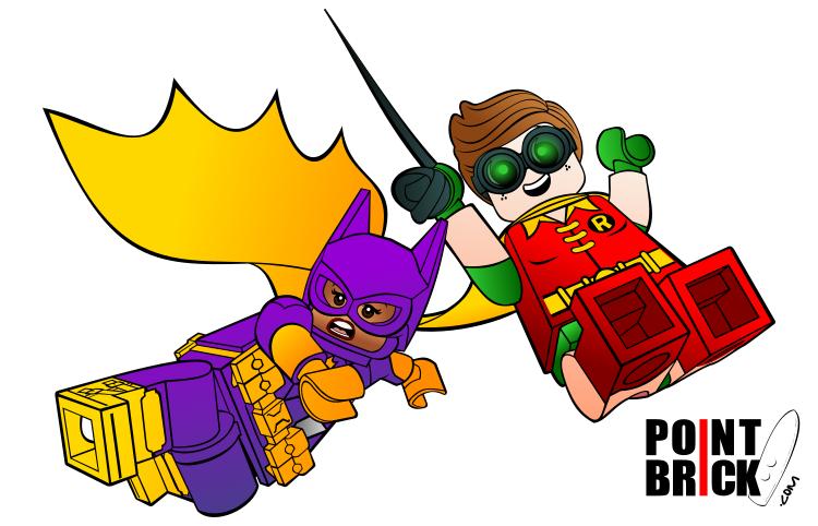 Point Brick Blog Disegni Da Colorare The Lego Batman Movie