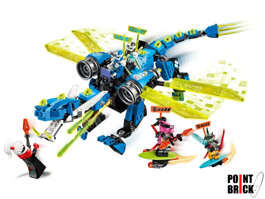 Compra LEGO Ninjago / THE LEGO NINJAGO MOVIE - 71711 Il ...