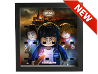 LEGO 7124904 - Minifigures Display Harry Potter Serie 2 - Fire - Nero