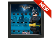 LEGO 7124990 - Minifigures Display Frame The LEGO Batman Movie Serie 2 - 2N