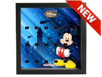 LEGO 7125022 - Minifigures Display - 71012 DISNEY Serie 1 - Mickey - Nero