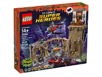 LEGO 76052 - Serie TV Batman Classic Batcaverna